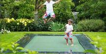 In Ground Trampolines / In ground trampolines the classic, novel and interesting