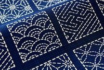 Sashiko / embroidery