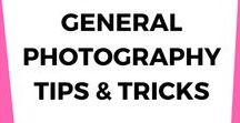 General Photography Tips & Tricks / A general board about all the best photography tips & tricks. Not specific to instant photography.