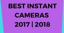 Best Instant Cameras 2017 | 2018 / Articles about the best instant film cameras of 2017 and 2018. Round-ups and expert recommendations.