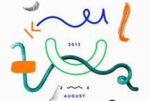 Grafisk Form & Affischer / by John Bengtsson