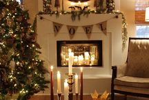 Holiday decorating / by Jenny Kiesewetter