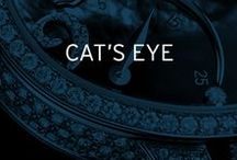 Cat's Eye / The Cat's Eye Collection proves in the most seductive way that feminine shapes lend themselves wonderfully to complication watches.