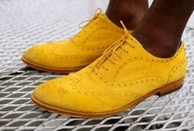 Footwear - Men / by Gavin Pierre Medford