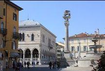 My city Udine and friuli venezia giulia Gla / by gladis zenarolla