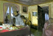 Bonnard/Vuillard / by April Bushnell