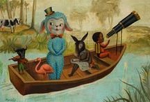 Boats with animals / by April Bushnell