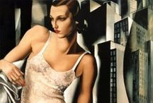 Tamara de Lempicka / by April Bushnell