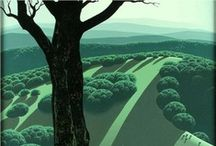 Eyvind Earle / by April Bushnell