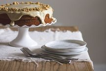 Sweets & Baked Goods / Baking & styling inspiration