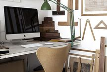 Workstation - stylish ideas for my workspace
