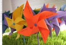 Spring and Easter crafts & ideas