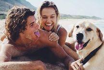 beach love / by Alexis Bento