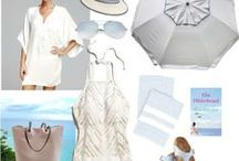 A Week at the Beach / Outfit Inspiration for going to the beach