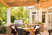 Outdoor Living / by Jenny Kiesewetter