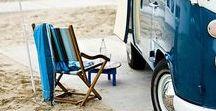 Bus-Liebe / Am liebsten mit einen VW-Bus auf Tour!