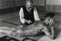 JAPAN INK / JAPPANESE TATTO ART