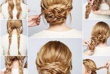 Piękne Fryzury / Najpiękniejsze fryzury #hair #beauty