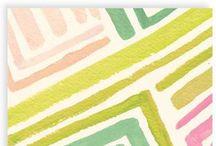 Texturas y colores