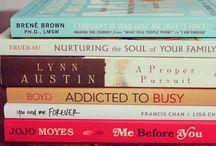 Books / by Jenny Kiesewetter