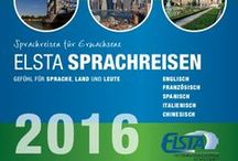 Elsta Sprachreisen Katalog 2016 / Der Elsta Sprachreisen Katalog 2016.
