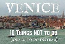 Italien / Geheim und nicht so geheime Reisetipps in Italien