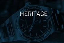 Heritage / The Heritage Collection celebrates Girard-Perregaux's rich history. Its models are tributes to the innovations of its watchmakers as well as demonstrations of the virtuosity cultivated by its artisans.