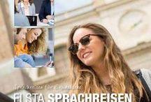 Elsta Sprachreisen Katalog 2017 / Der neue Elsta Sprachreisen Katalog 2017 ist da! Ob Englisch, Spanisch, Französisch, Italienisch oder Chinesisch - wir finden für Jeden die passende Reise.