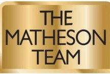 About The Matheson Team / Learn more about the people behind The Matheson Team RE/MAX Fine Properties. / by The Matheson Team RE/MAX Fine Properties