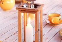 Oil Lamps and Fire Art / Oil lamps, lanterns, floating candles, fire art for the garden and home.