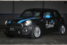 MINI wears Halibut / Halibut launches its collaboration with MINI. Stay tuned on upcoming events and news!