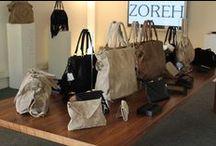 ZOREH Showroom / ZOREH Handtaschen und Accessoires im Juni 2013