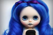 Blythe ✿✿✿ blue