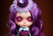 Blythe ✿✿✿ purple
