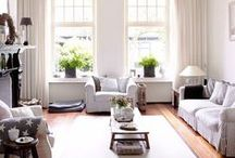 Light + Bright + Airy / Decor Inspiration for those who like it light and bright!