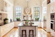 Dream Big - Kitchens / Beautiful and interesting kitchen ideas and kitchen decor for the dreamers out there.