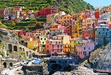 Italy. / Pictures and places to inspire you to visit Italy.