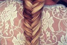Hairstyles / Dit bord gaat over allerlei haarstijlen en haarkleuren!