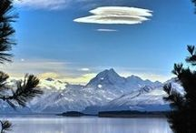 New Zealand. / Pictures and places to inspire you to visit New Zealand.