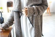 """50 Shades of Gray / Fashion I love. I'm a """"winter"""" but I switch between jewel tones and muted tones of nature."""