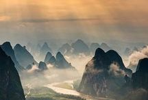 Asia / Pictures and places to inspire you to visit the continent of Asia.