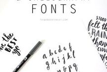 Lover of Fonts