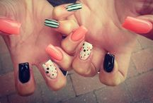 Nails by Timi / My nail designs. Nailart is my hobby, I do it with all my heart. I hope you like it! Enjoy! ;-) :-)