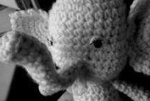 Crochet part 2 / Zabawki