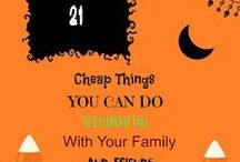 Cheap Things You Can Do to Celebrate Fall / Loaded with ideas of things to do affordably to celebrate Fall all season long.