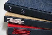 Bookbinding: long-stitch