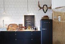 Kitchen / by Ash Dowie