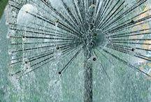 Water Fountains - Garden Inspirations