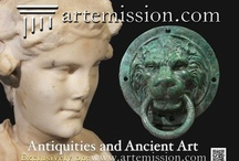 Ancient Loves / Ancient inspiration, ancient art and antiquities.
