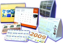 Calendars Printing / Professionally printed & bound, high quality, full colour wall hanging and desktop calendar printing.